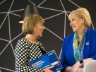 Minister Heather Humphreys announces €45m funding boost for regional business development.