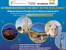 Is Your Business the Best in the Midlands?