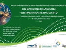Westmeath Gathering Events Launch