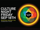 Culture Night in Laois Explore, Experience, Enjoy