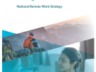 Tánaiste Leo Varadkar has published Ireland's first National Remote Work Strategy