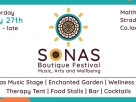 SONAS Music, Arts and Wellness Boutique Festival