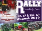 THE 55TH ANNUAL STRADBALLY NATIONAL STEAM RALLY