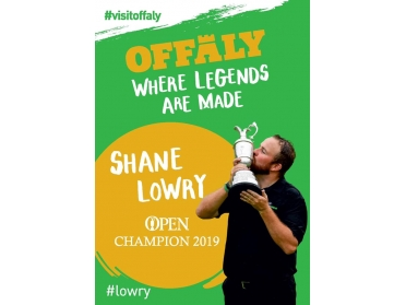 Traffic Management Plan for Shane Lowry Homecoming on